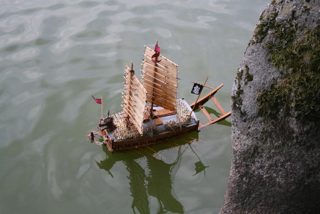 bateau tortue coréen,l'ancètre du cuirassé par JJ - Page 4 Img_3061