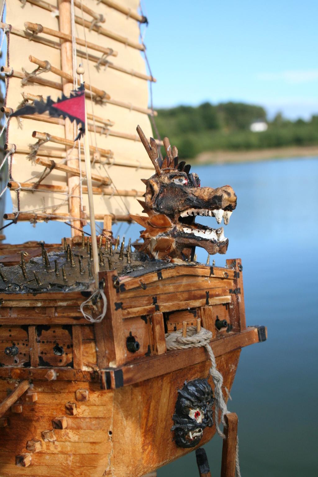 bateau tortue coréen,l'ancètre du cuirassé par JJ - Page 5 Img_3137