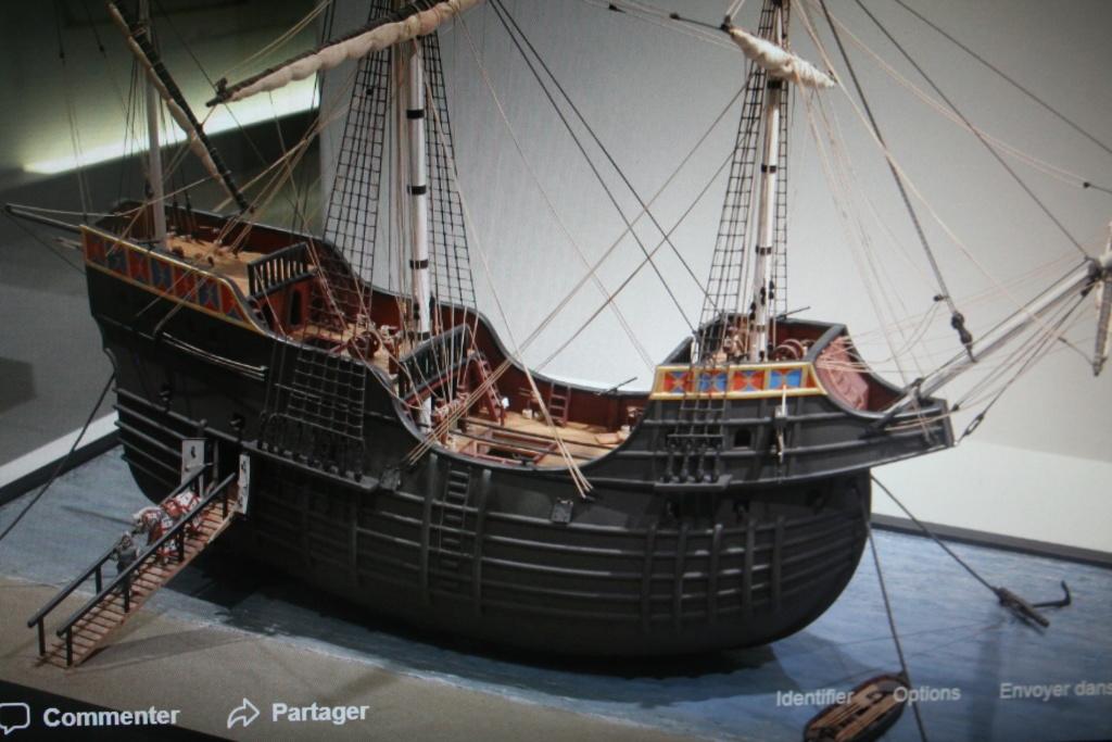 """Construction du """"Sovereign of the Seas"""" au 1/84 par Glénans - Partie II - Page 38 Img_3230"""