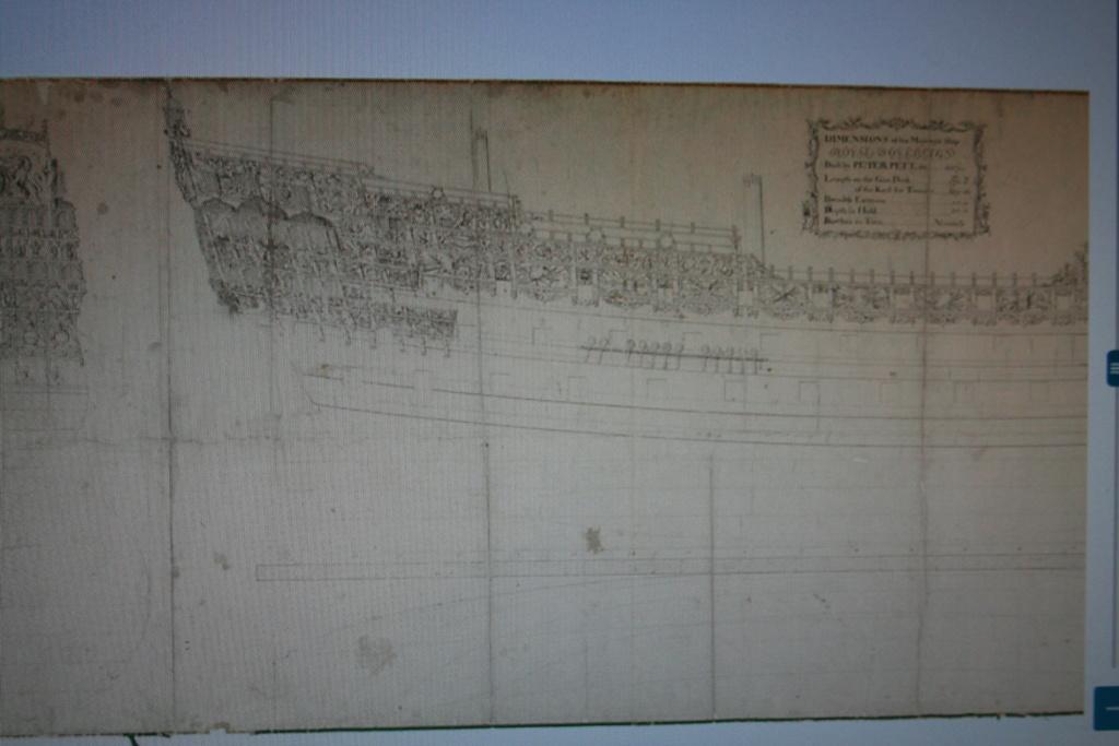 """Construction du """"Sovereign of the Seas"""" au 1/84 par Glénans - Partie II - Page 38 Img_3232"""