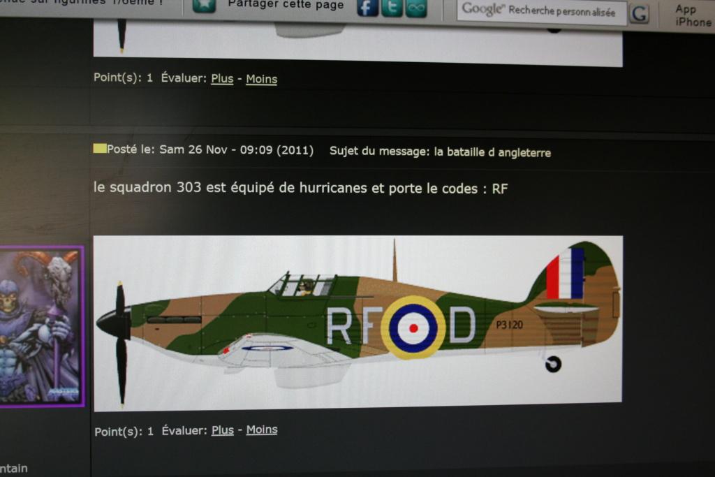 Hurricane les Polonais dans la R A F Img_3245