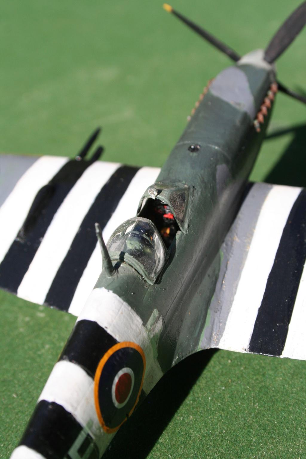 Le Spitfire IX c au 1/48 e  par OCCIDENTAL Img_3736