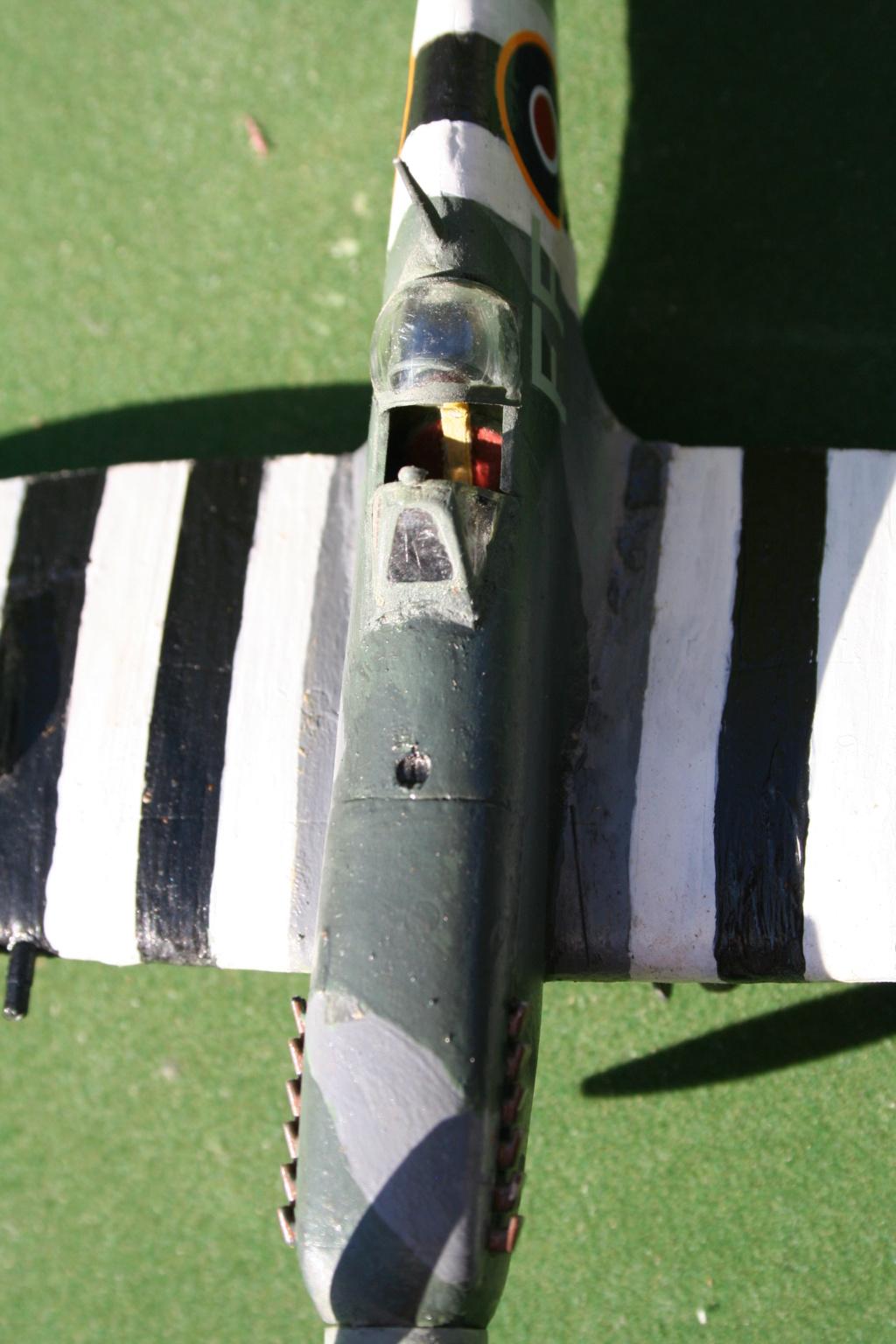 Le Spitfire IX c au 1/48 e  par OCCIDENTAL Img_3737