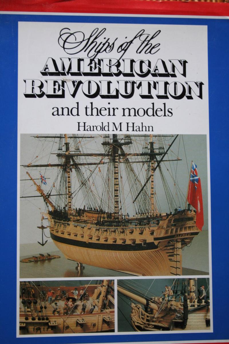 La Confederacy de 1772 au 1/64 par Model Shipways - Page 10 Img_4258