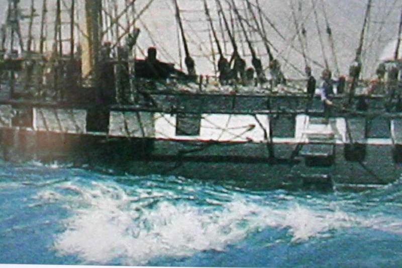 HMS Beagle (base OcCre 1/60°) de dorémifa - Page 2 Img_6311