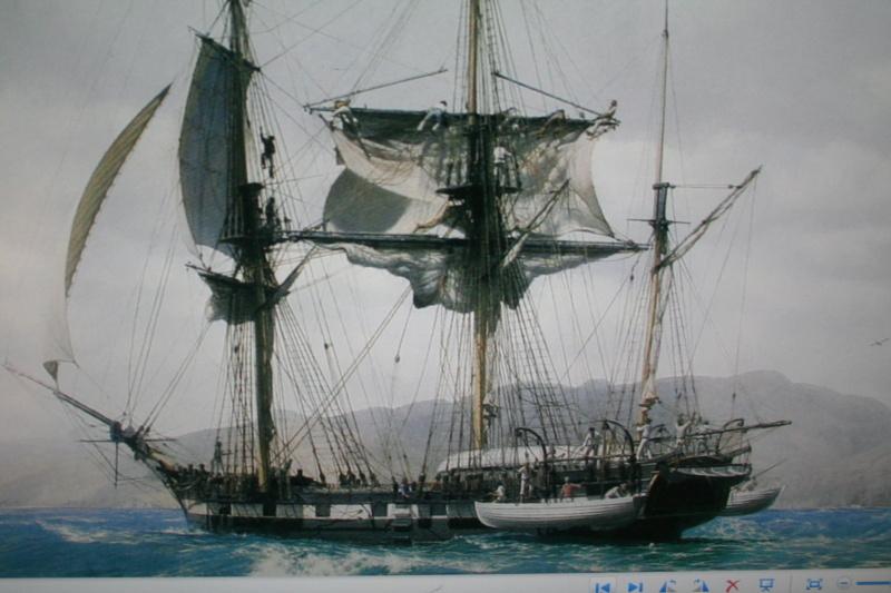 HMS Beagle (base OcCre 1/60°) de dorémifa - Page 2 Img_6313