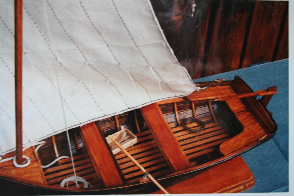 Canot Breton à clins au 1/20 de chez Air Loisir construit par Glénans - Page 4 Img_6518