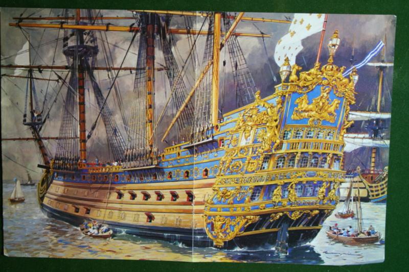 L'Ambitieux  un des navires de Tourville par michaud - Page 35 Img_6718