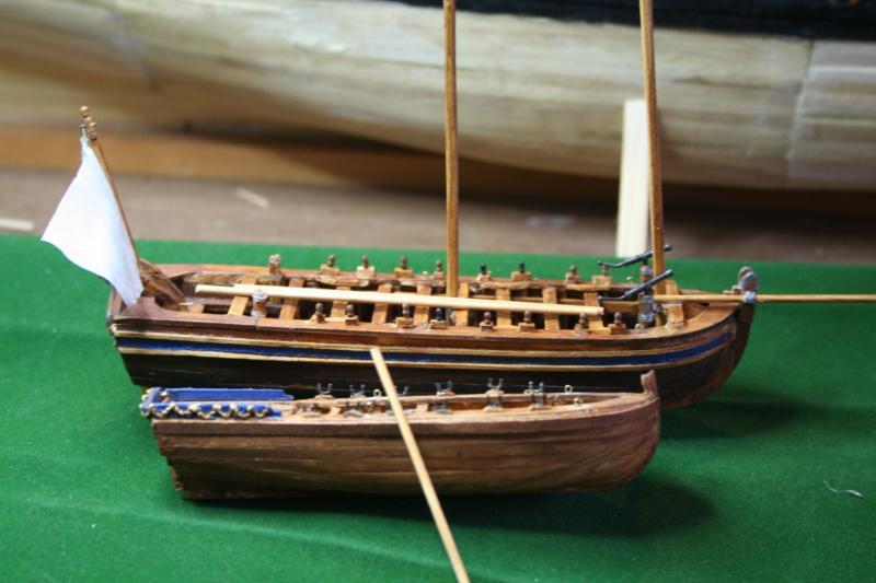 111 chaloupe armée et petit canot de l' Ambitieux 1690 par JJ Img_6917