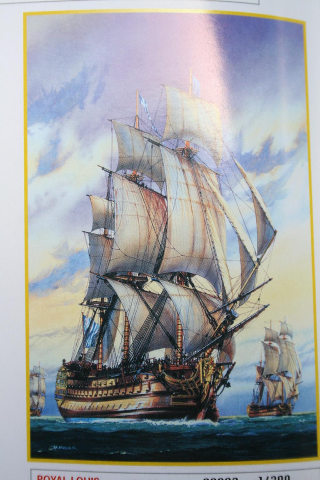 le radoub du ponant : Origine des voiles royales - Page 15 Photo_12
