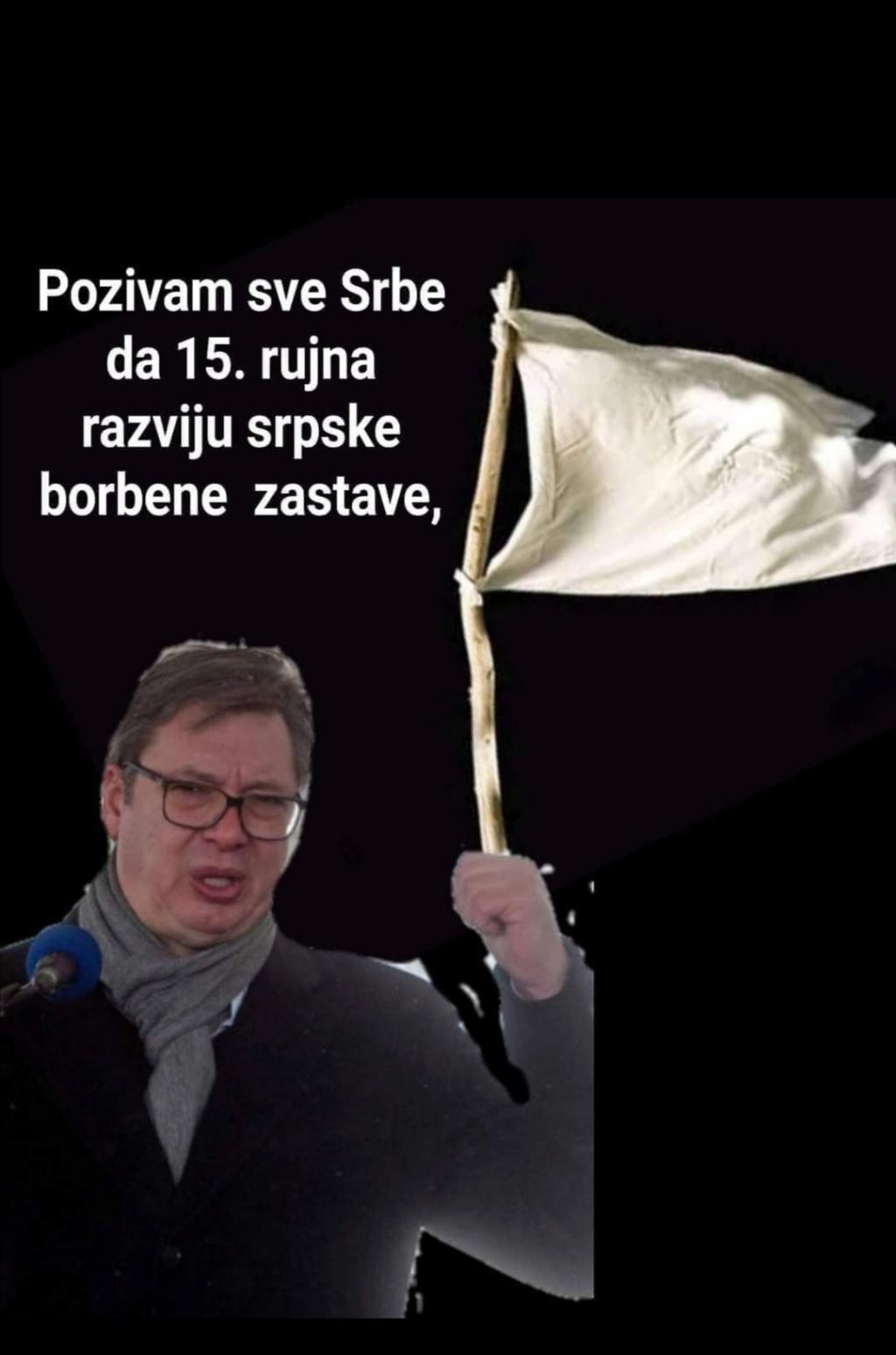 Pupovac sazvao presicu o zastavama : Mi ćemo mahat zastavama i ne zanima nas šta vi mislite o tome. - Page 2 Screen26