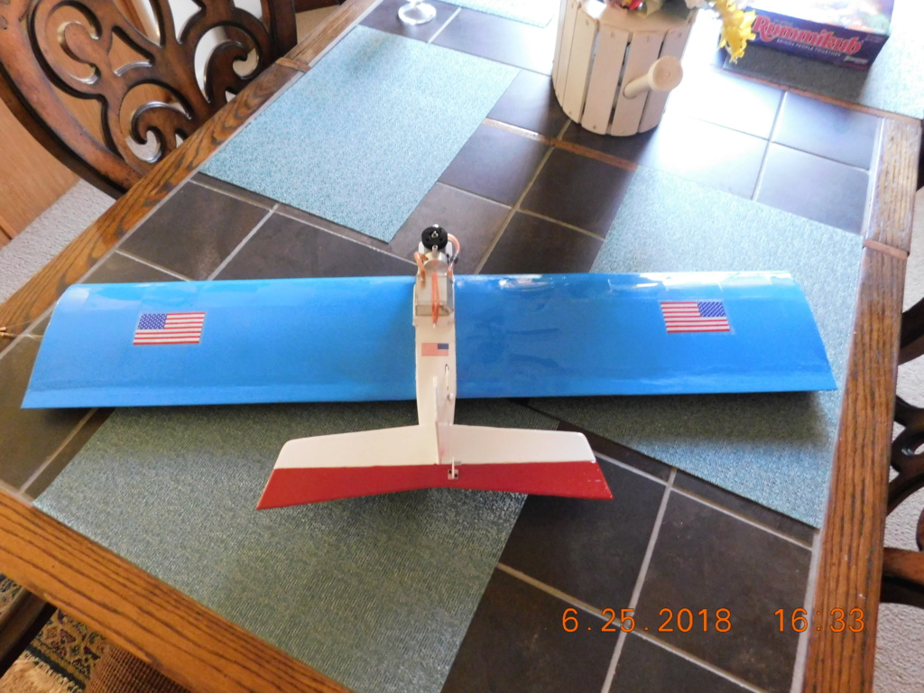My new plane Dscn0317