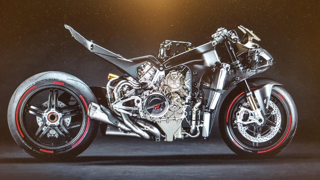 Project 1708 : Panigale V4 SuperLeggera 20200110