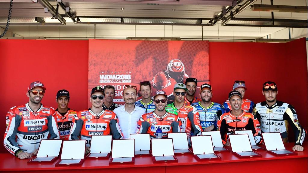 World Ducati Week 2020. 37133110