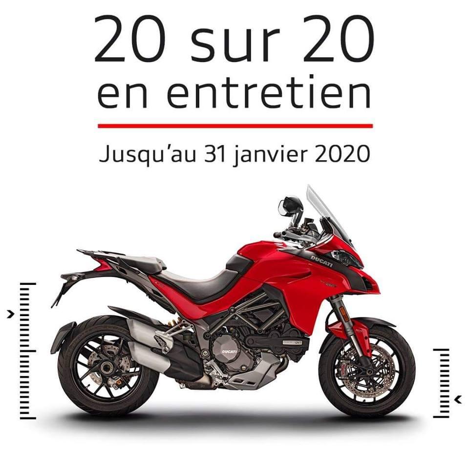 OPERATION BILAN DE SANTE DUCATI 2019/2020  74353610