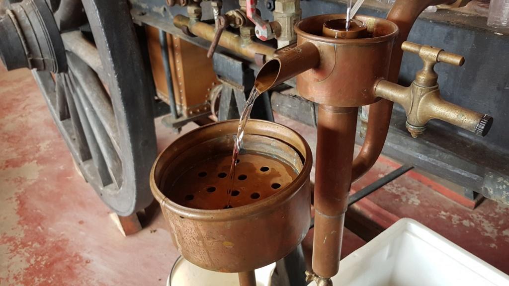 Visite d'une distillerie à Labastide d' Armagnac  11 novembre 2019  74994010