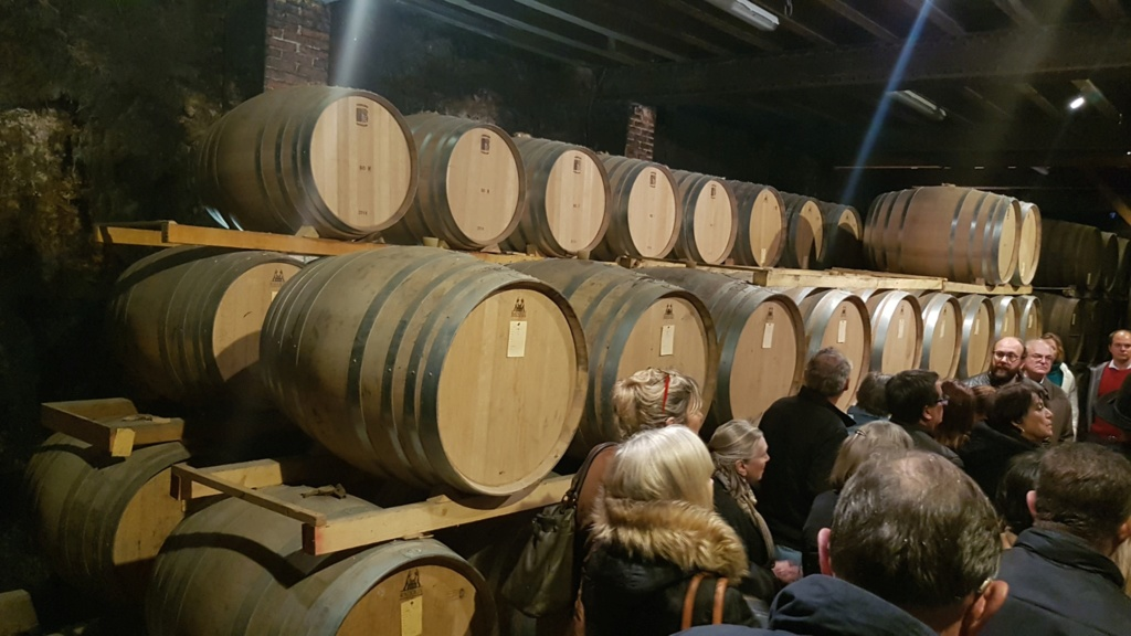 Visite d'une distillerie à Labastide d' Armagnac  11 novembre 2019  75552910