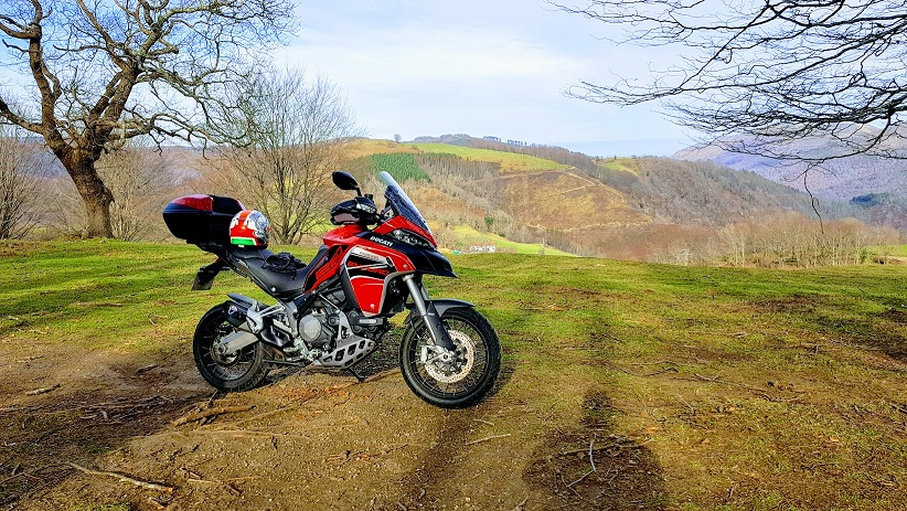 European Multistrada Meeting 2020 Effect10