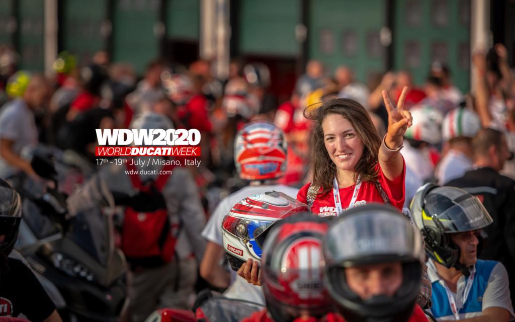 World Ducati Week 2020. Wdw20-10