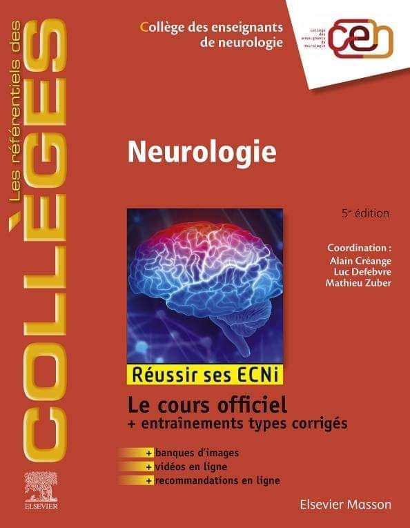 Nouveau (13 novembre 2019) Neurologie: Réussir les ECNi  - Page 3 Photo_20