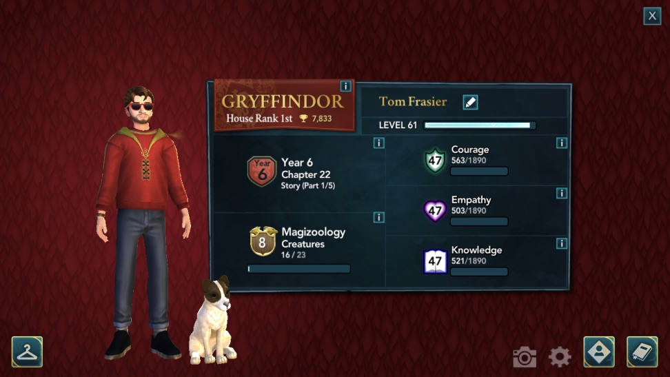 Harry Potter: Hogwarts Mystery - Σελίδα 2 93419610
