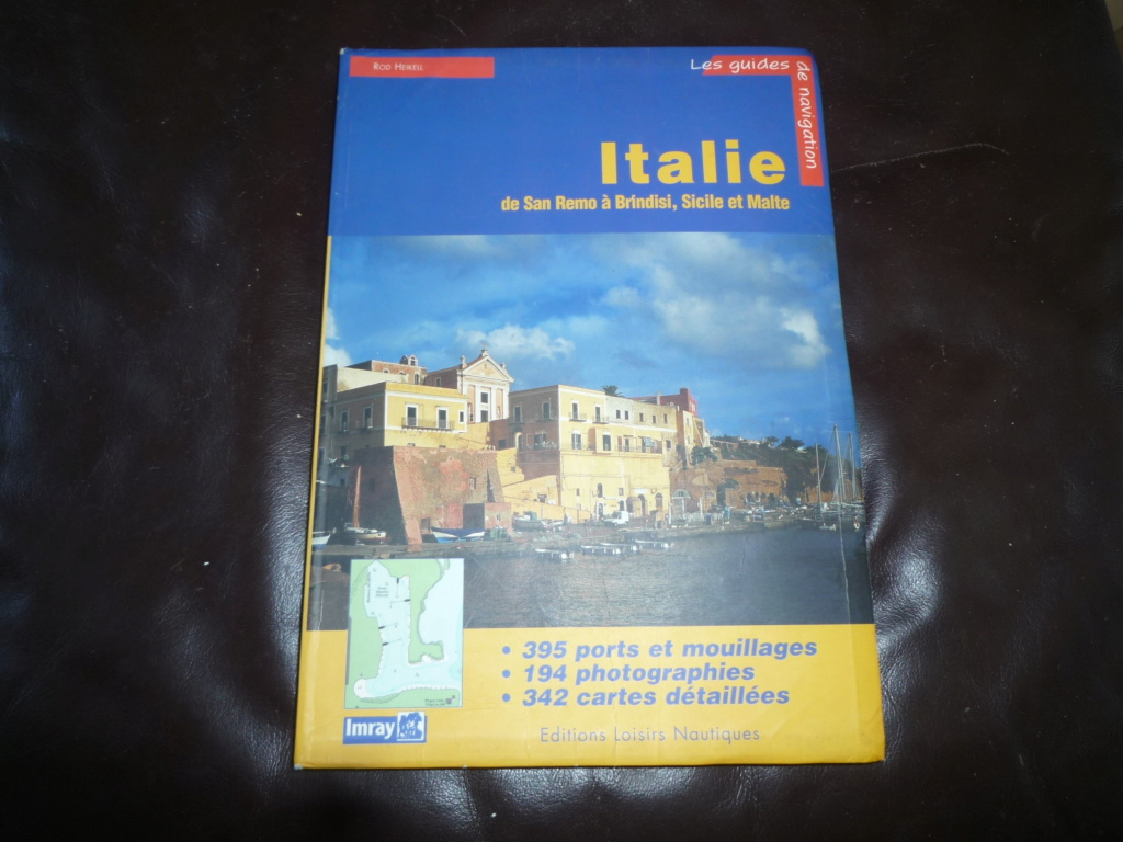 Guide de navigation Imray ITALIE Guide_10