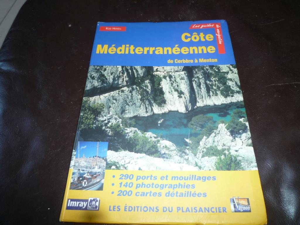Guide de navigation Imray MEDITERRANEE Imray_10
