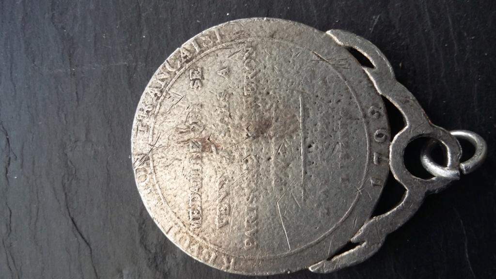 médaille ou monnaie de confiance du mal a savoir ( vrai ou copie) 20181212
