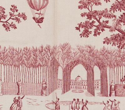 Les toiles de Jouy et la manufacture de Christophe-Philippe Oberkampf - Page 2 1-ball10