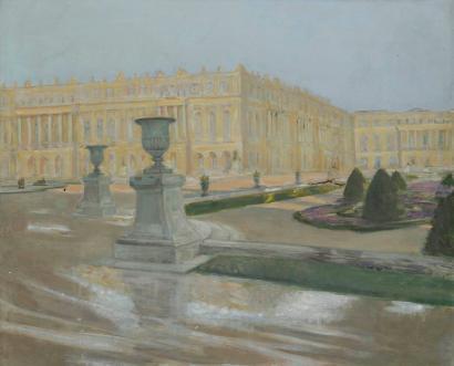Henri de Nolhac, peintre de Versailles 1018