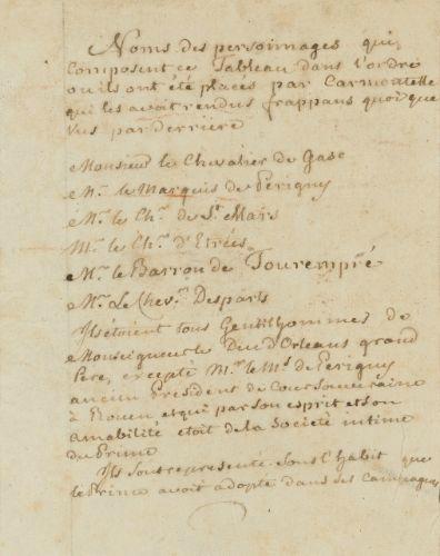 Louis Carrogis, dit Louis de Carmontelle ou Carmontelle 10579710