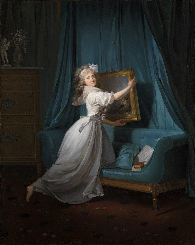 Mademoiselle Rosalie Duthé 1106