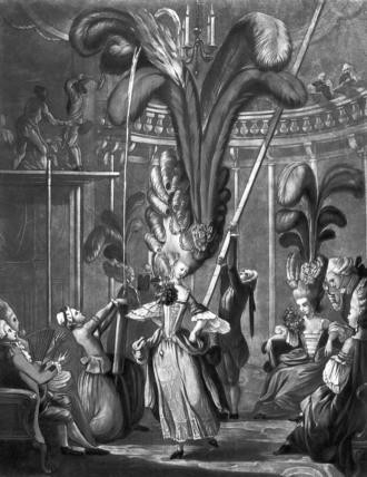 Plumes et Plumassiers au XVIIIe siècle 1113