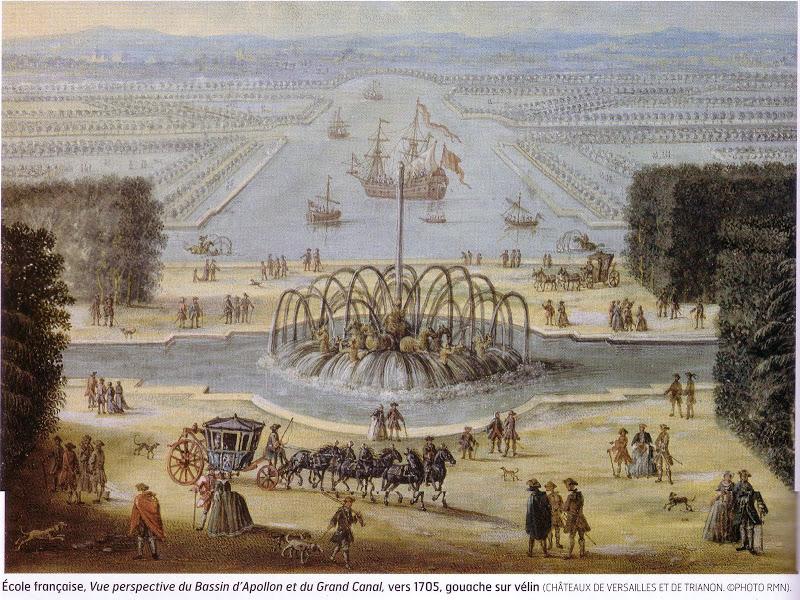 Versailles, la Petite Venise 1234