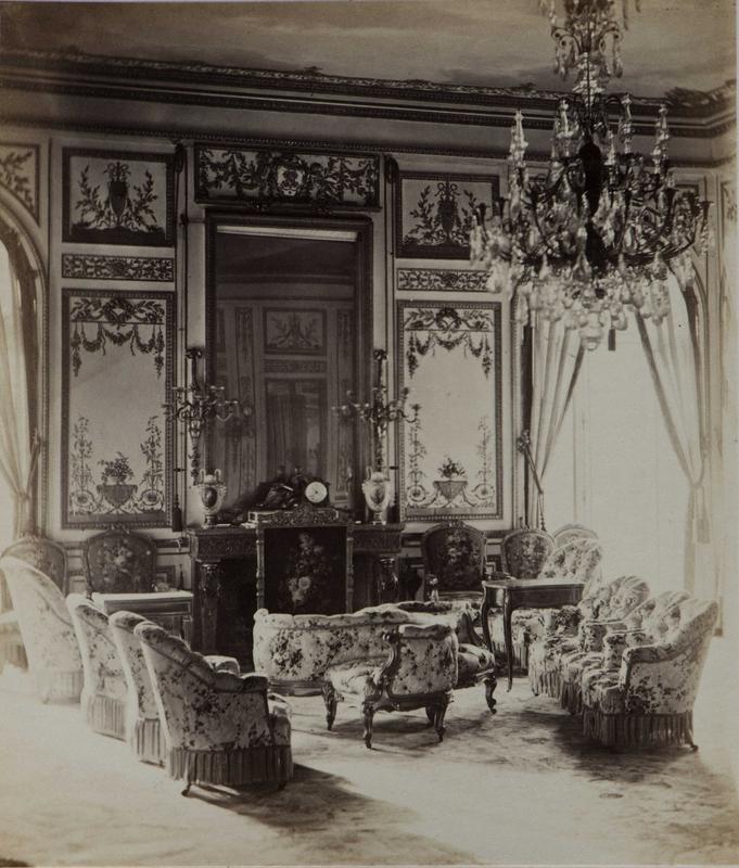 Exposition :  Les derniers feux du palais de Saint-Cloud 12483710