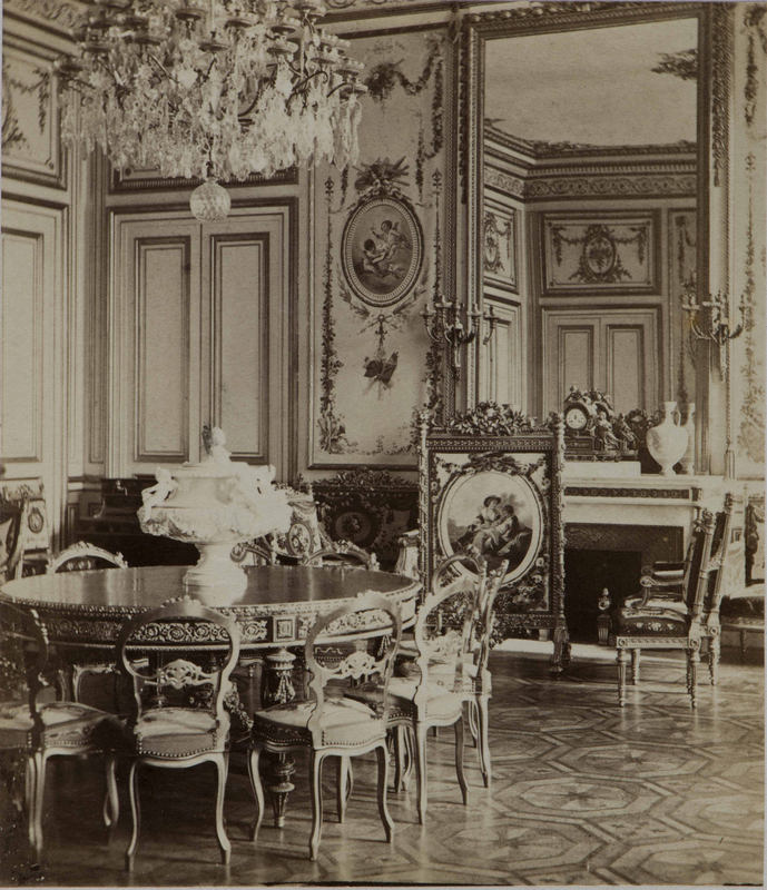 Exposition :  Les derniers feux du palais de Saint-Cloud 12483912