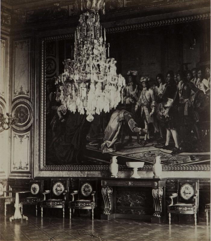 Exposition :  Les derniers feux du palais de Saint-Cloud 12483914