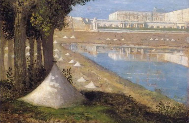 La Pièce d'Eau des Suisses, Versailles 125