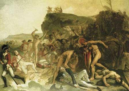 "Mythe ou utopie, "" le bon sauvage "" 1269"