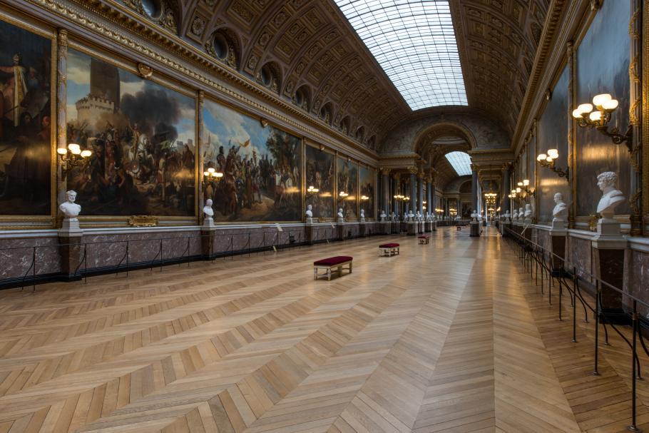 Exposition au Château : « Louis-Philippe et Versailles » octobre 2018 128