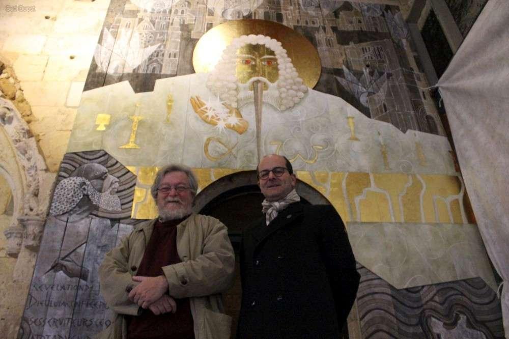 Saint-Emilion, la Fresque de l'Apocalypse 1292