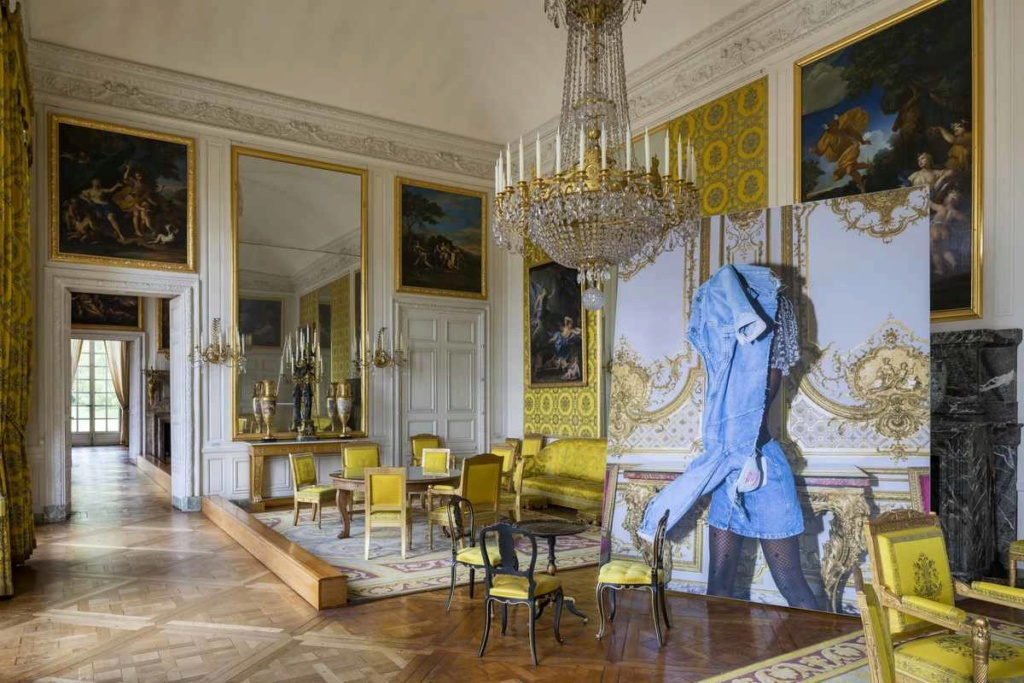 Exposition :  Versailles visible / invisible 1305