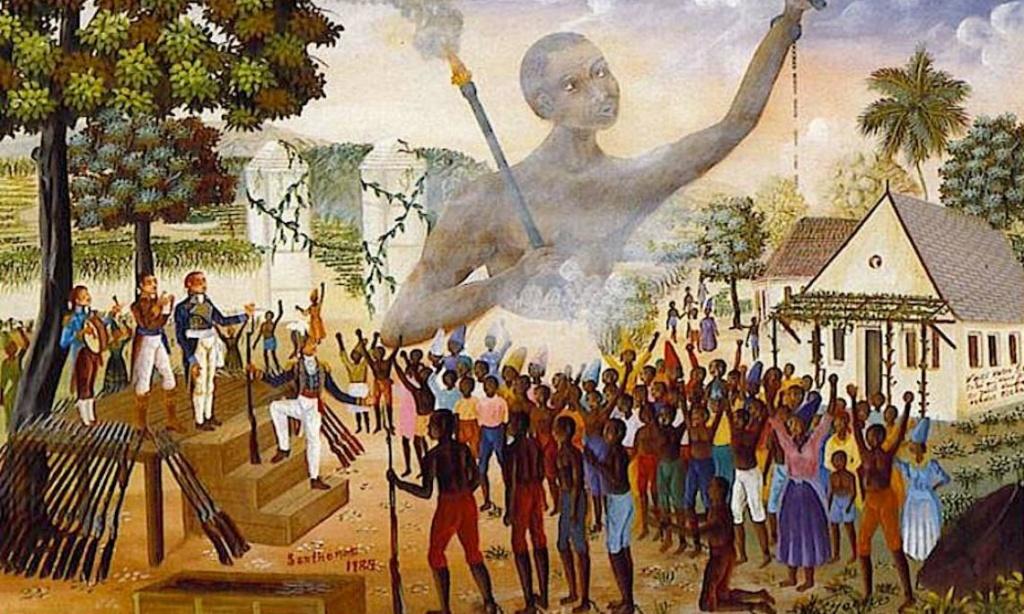 Outre-mer, les îles à sucre, l'esclavage...  - Page 6 1331