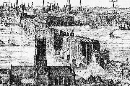 Londres au XVIIIe siècle 1346