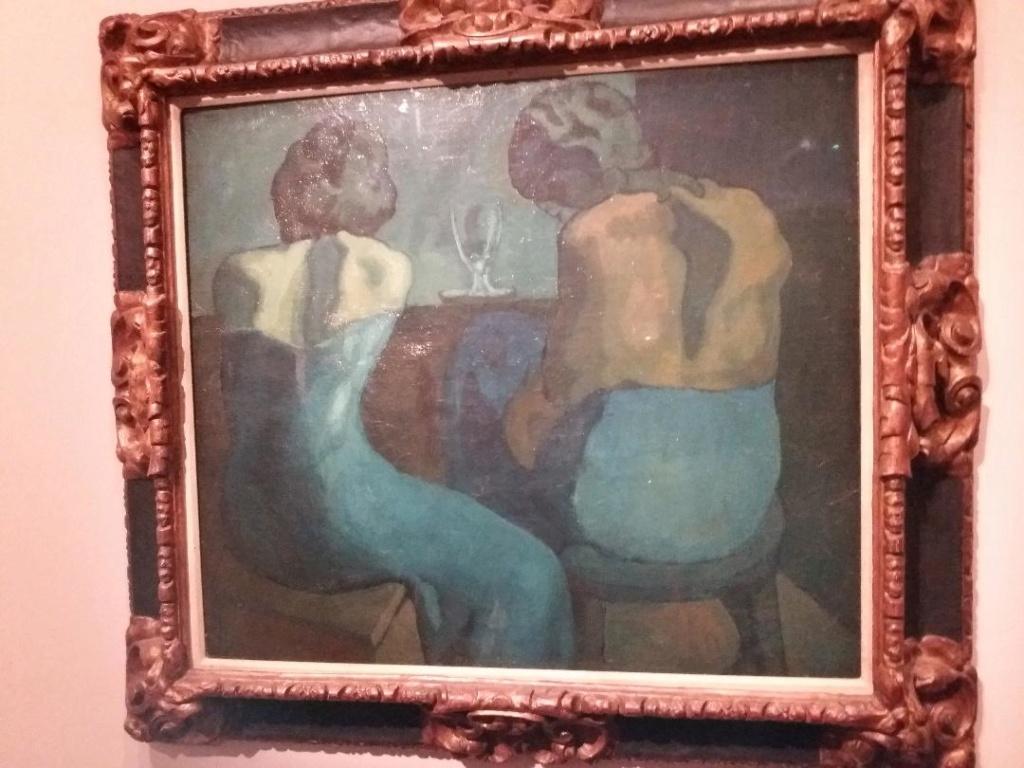 Exposition : Picasso Bleu et rose, à Orsay 1410