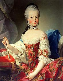 Les soeurs méconnues de Marie-Antoinette 1421