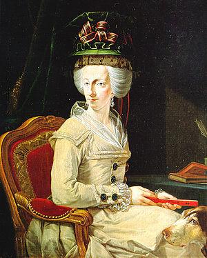 Les soeurs méconnues de Marie-Antoinette 1422