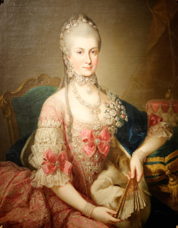 Les soeurs méconnues de Marie-Antoinette 1423