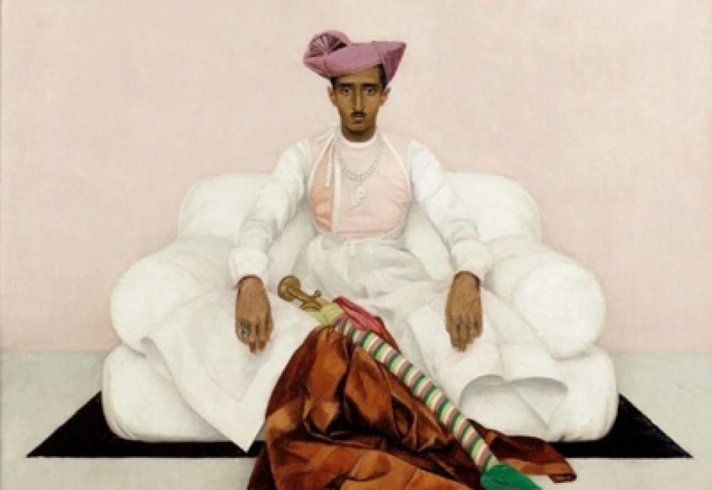 Moderne Maharajah, un mécène des années 30 au Musée des Arts Décoratifs 1425