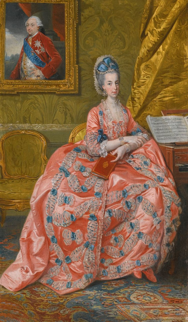 Les soeurs méconnues de Marie-Antoinette - Page 2 1432